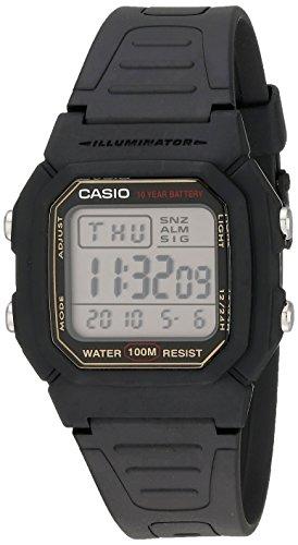 [カシオ]CASIO 腕時計 スタンダード デジタル W-800HG-9AV ゴールド メンズ 海外モデル[逆輸入]