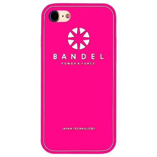 バンデル(BANDEL) ロゴ iPhone 8 Plus専...