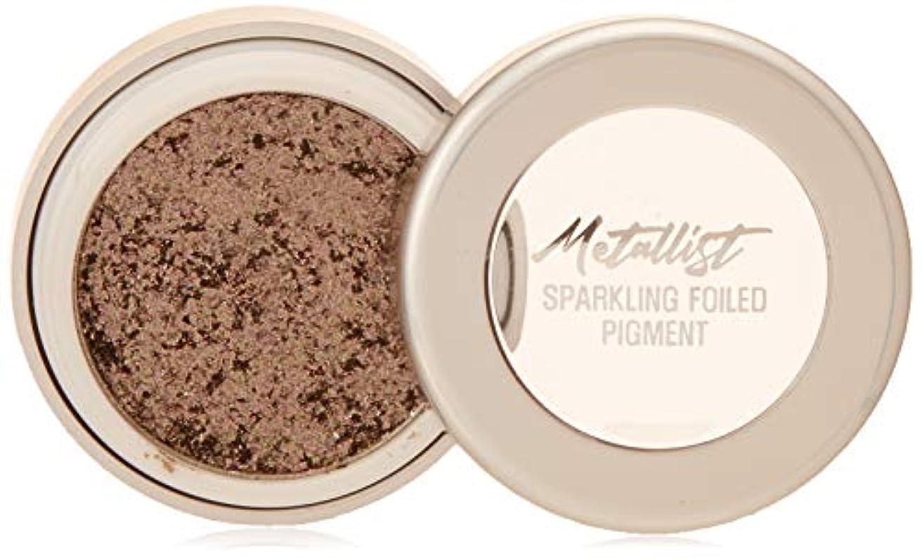 ワイプコンプライアンス舌Metallist Sparkling Foiled Pigment - 07 Aurora Taupe