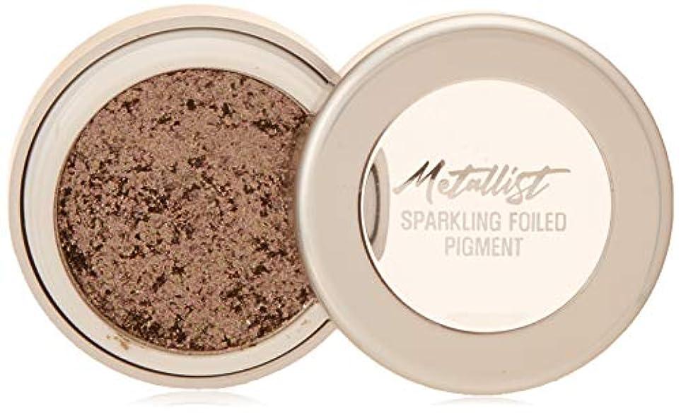 難民トランスペアレントハイブリッドMetallist Sparkling Foiled Pigment - 07 Aurora Taupe
