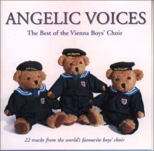 天使の歌声 ~ザ・ベスト・オブ・ウィーン少年合唱団