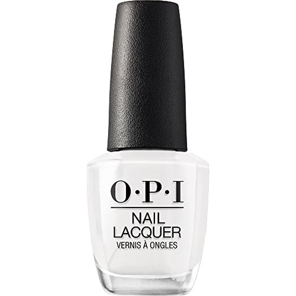 OPI(オーピーアイ) NLL00 アルパイン スノー