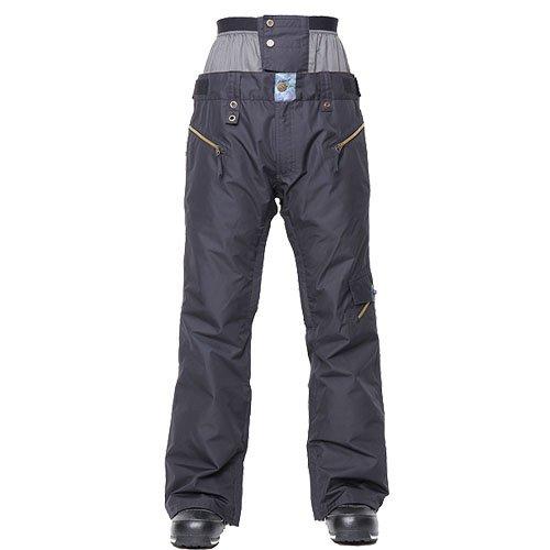 BONFIRE(ボンファイア) スノーボード パンツ TEDDY PANT レディース Mサイズ BLACK teddy-pant-M-L36850600-BLACK