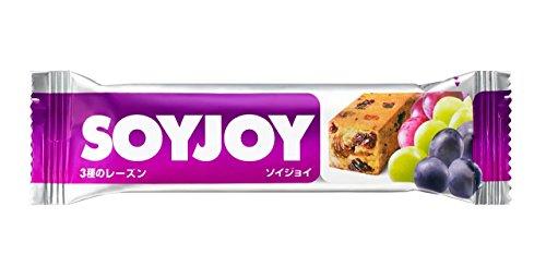 SOYJOY(ソイジョイ) 3種のレーズン 48本 大塚製薬 栄養補助食品