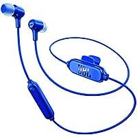 JBL E25BT Bluetoothイヤホン マルチポイント対応/通話可能 ブルー JBLE25BTBLU 【国内正規品】