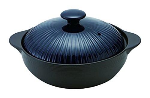 MIYAWO(ミヤオ) サーマテック IH洋風土鍋 ブルー 9号 THM21-910