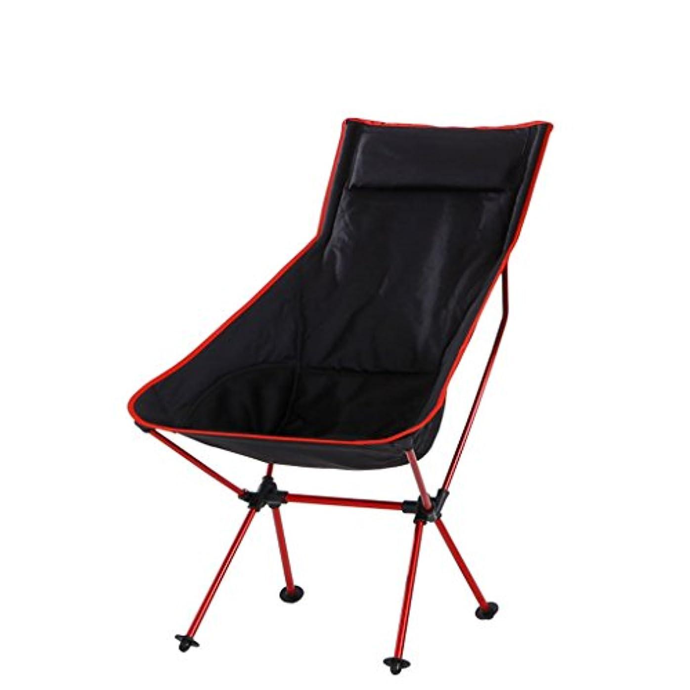断片テクスチャー栄養多機能冬厚いバックオックスフォード布アルミ合金折りたたみ椅子、バーベキューキャンプ釣りハイキングビーチ アウトドア キャンプ用