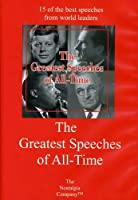 Greatest Speeches of All Time [DVD] [Import]