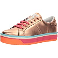 Marc Jacobs Womens Empire Multi Color Sole Sneaker
