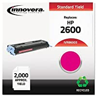 ivr86003–Innovera Remanufactured q6003a 124Aトナー
