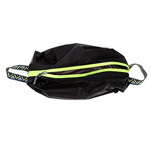 [해외]KOZEEY 방수 수납 주머니 초경량 유용한 아이템 여행용 야외 야외 세탁 수하물 가방 가방 스토리지 가방 (검정~ S)/KOZEEY waterproof storage bag ultra light weight useful item outdoor outdoor laundry baggage bag bag storage bag (black~ S)
