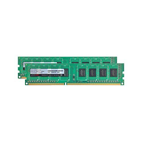 CFD販売 デスクトップPC用 メモリ PC3-12800(DDR3-1600) 2GB×2枚 240pin DIMM (無期限保証)(Panram) W3U1600PS-2G