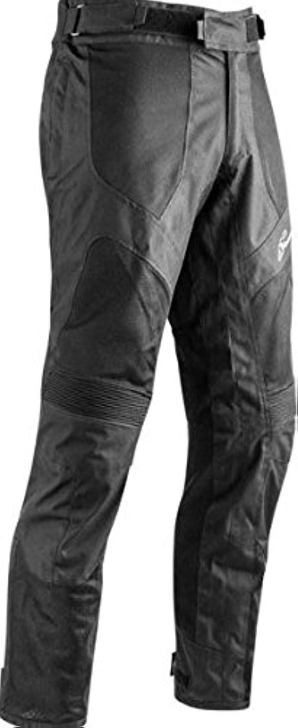 剥離関連付ける曲がったAcerbis アチェルビス Ramsey my Vented textile Pants 2017モデル パンツ ブラック M