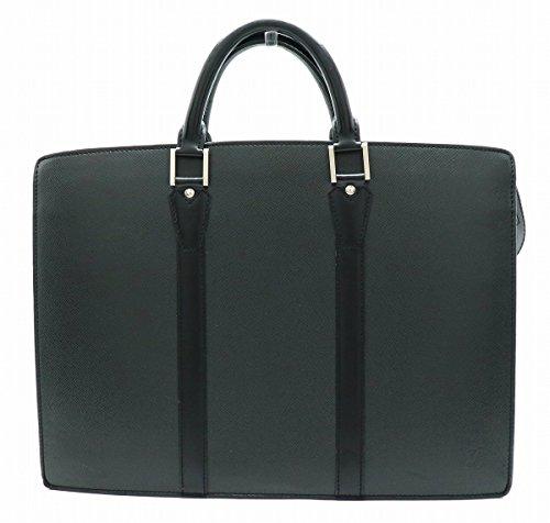 [ルイ ヴィトン] LOUIS VUITTON タイガ ロザン 書類カバン ビジネスバッグ ブリーフケース アルドワーズ 黒 ブラック M30052