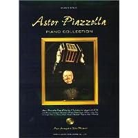 アストル・ピアソラ/ピアノ・コレクション <CD付> (ピアノ・ソロ)