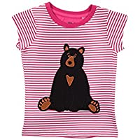 Wild Republic Toddler Girls' Tops Apparel Applique Shirt