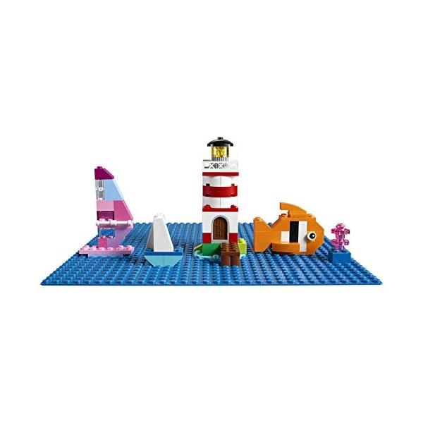 レゴ(LEGO) クラシック 基礎板 <ブルー...の紹介画像4