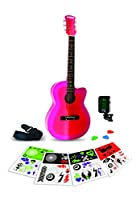 Rockwood Junior Instruments RWAP Pink Burst 3/4 アコースティックギター pack アコースティックギター アコギ ギター (並行輸入)