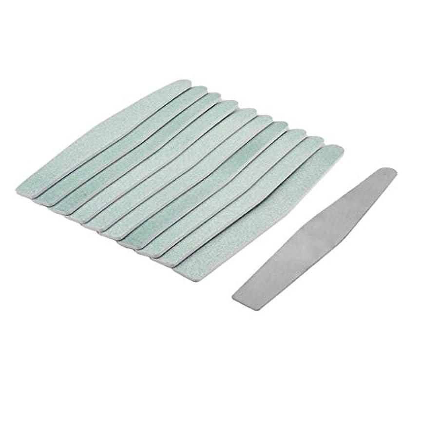 フィドル彫る知らせるgazechimp ネイル研磨ブロック 爪やすり 研磨ファイル サンディングバンド マニキュアツール 全5選択 - 02
