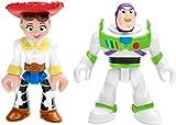 フィッシャープライス ディズニー ピクサー トイストーリー 4 バズ & ジェシー
