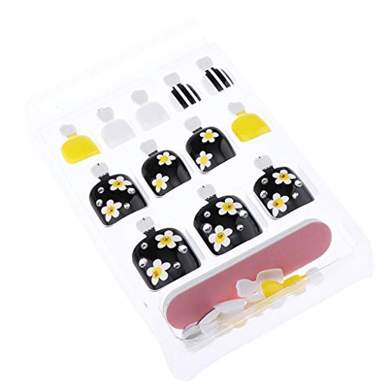 ブース電化する構成する人工足指 つま先 ネイルアート 足指 足指つめ 可愛い 5色選べ - U90077