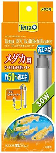 テトラ (Tetra) 18度 メダカ用 省エネヒーター KH30