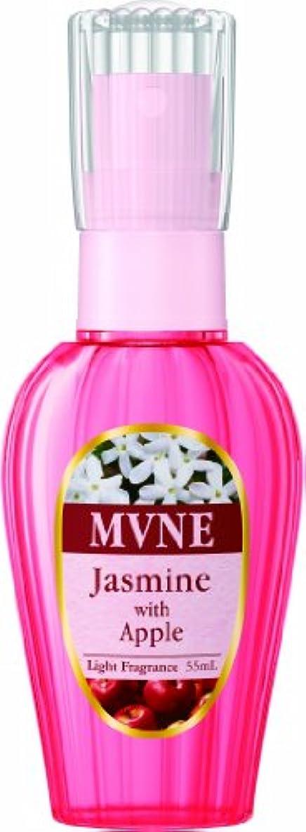 から経済的危険にさらされているMVNE(ミューネ) ライトフレグランス ジャスミンwithアップル 55ml