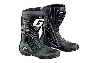 GAERNE(ガエルネ) レーシングブーツ G-RW / ジーアールダブル ブラック 25.0cm 【総輸入元:ジャペックス】