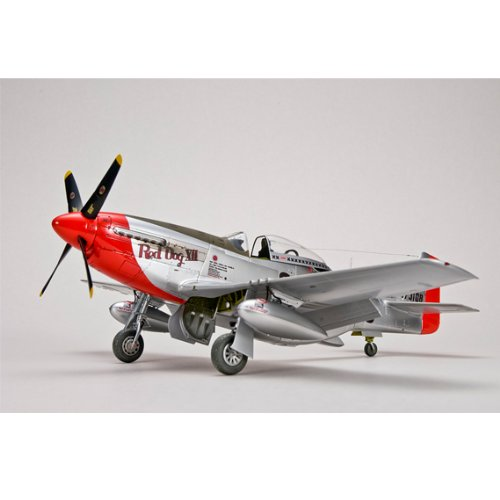 SWS 1/32 P-51D マスタング