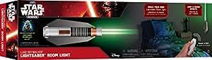 スターウォーズ ライトセーバー ルームライト ルーク・スカイウォーカーモデル リモコン付(Star Wars Luke Skywalker editioon Lightsaber)並行輸入