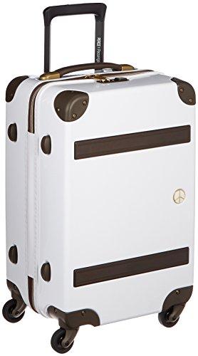 [プラスワン] 軽量スーツケース ピースパッセンジャー 36...