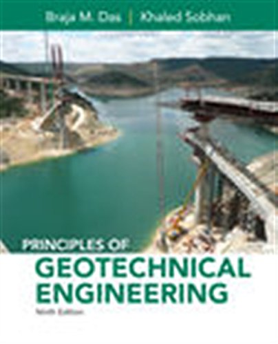 Download Principles of Geotechnical Engineering 1305970934
