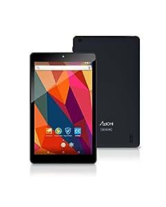 ΛzICHI Android6.0 8インチタブレット型PC ADP-8GAME 【Android6.0 搭載 / Gセンサー、Bluetooth ® 4.0搭載 / GPS内蔵 / 背面カメラ:200万画素 /16GB 内蔵メモリー / 画面解像度:800×1280】