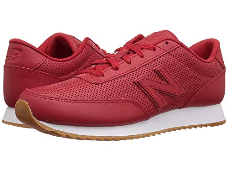 [new balance(ニューバランス)] レディースランニングシューズ?スニーカー?靴 MZ501 Red 11.5 (29.5cm) EE - Wide