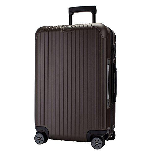 【E-Tag】 電子タグ RIMOWA リモワ 810.63.38.4 サルサ SALSA 4輪MultiWheel matte bronze マットブロンズ スーツケース63L [並行輸入品]