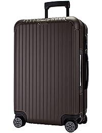 【E-Tag】 電子タグ RIMOWA リモワ サルサ 811.63.38.5 SALSA 4輪 MultiWheel matte bronze マットブロンズ スーツケース 63L [並行輸入品]