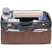 IN Purse Organizer,Handbag Organizer Insert for Speedy 25,30,35 Purse Liner Foldable