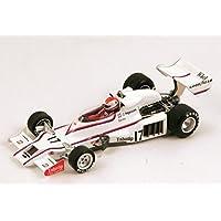 1978シャドウdn8 no。16、ブラジルGP、ハンス?スタックモデルカーin 1 : 43スケールby Spark