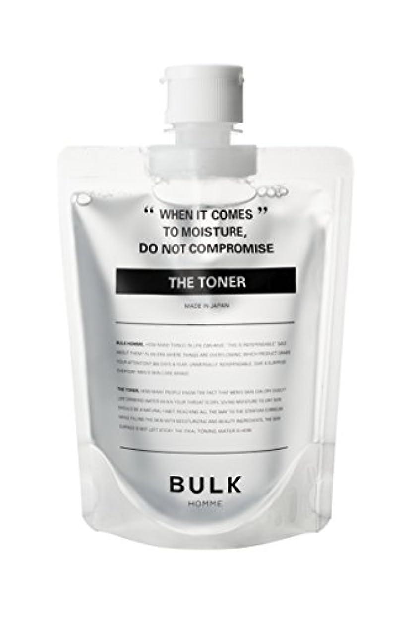 ご予約不安定なリングバックバルクオム (BULK HOMME) バルクオム THE TONER 高保湿化粧水 【低刺激】 単品 200mL