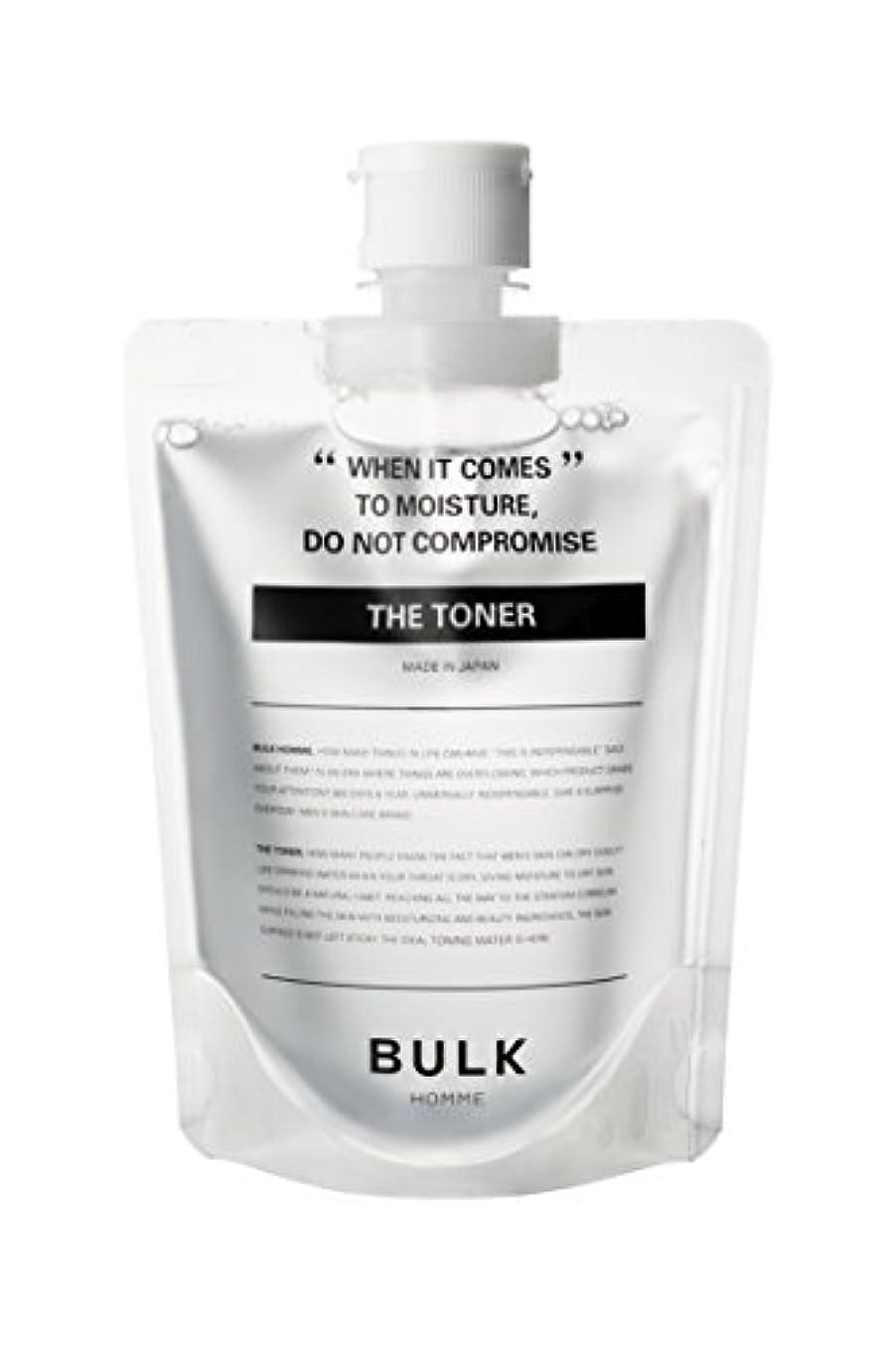 あえてホバートレジデンスバルクオム (BULK HOMME) バルクオム THE TONER 高保湿化粧水 【低刺激】 単品 200mL