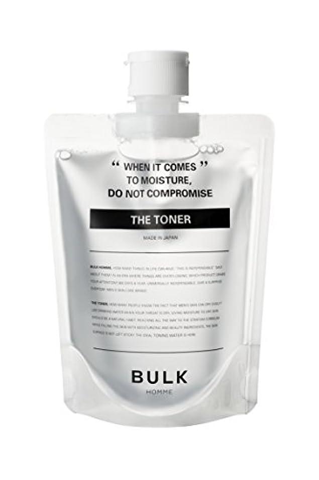 またね恒久的争いバルクオム (BULK HOMME) バルクオム THE TONER 高保湿化粧水 【低刺激】 単品 200mL