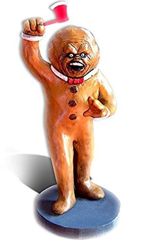 Gingerdead Man Resin Statue