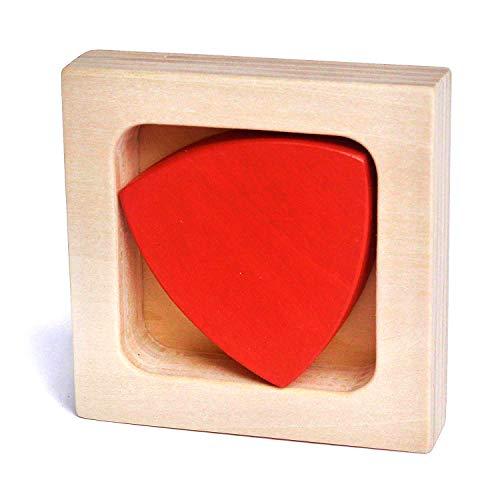 ▶︎ルーローの三角形 (数学的木のおもちゃ 知育玩具 木育)