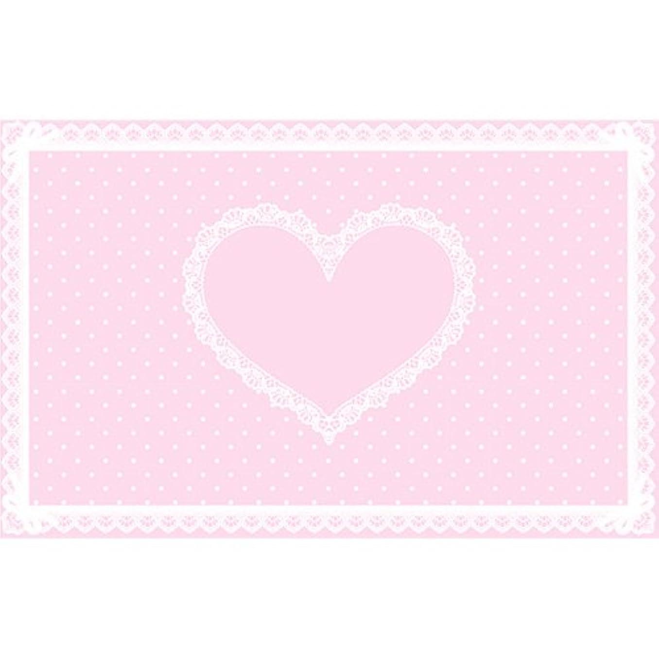 シーボード士気シャーシリコンネイルマット ピンク
