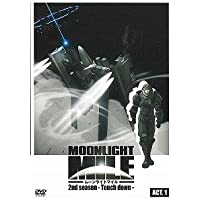 MOONLIGHT MILE ムーンライト・マイル 2nd season Touch Down 全7巻セット