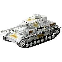 ドラゴンアーマー 1/72 第二次世界大戦 ドイツ軍 4号戦車G型 1943年ハリコフ冬季仕様 第3SS装甲擲弾兵トーテンコップ師団 第7装甲連隊 塗装済み完成品 DRR60699 プラモデル