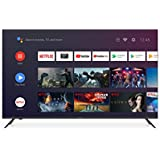 """Blaupunkt 65"""" 4K Ultra HD Frameless Android TV™ with Google Play Store, Google Assistant and Chromecast Built in"""