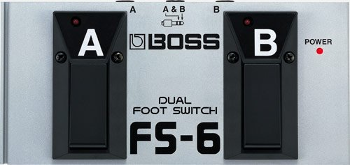 Roland デュアル・フット・スイッチ FS-6