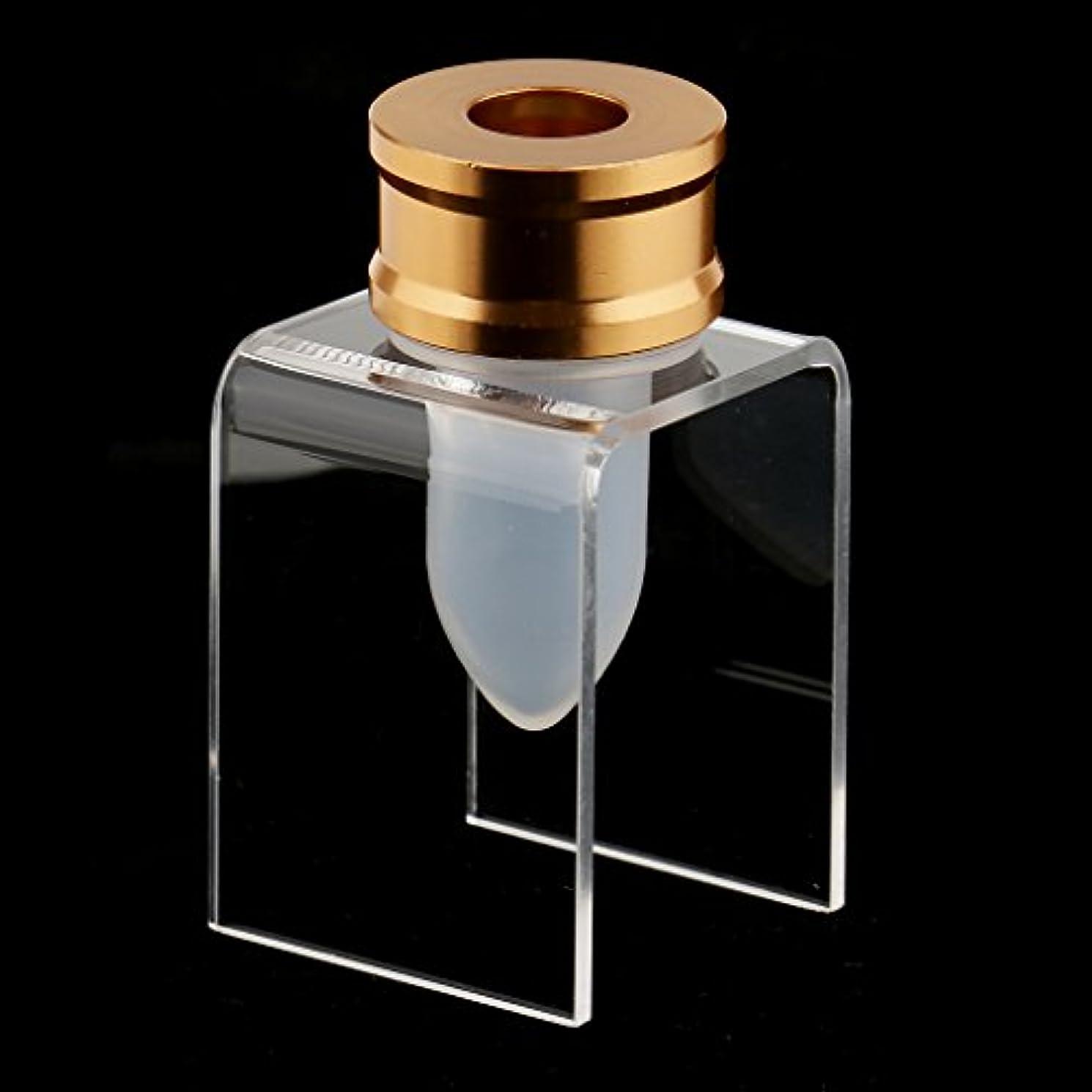 付添人れる意味するCUTICATE 口紅型 リップバームモールド DIY 金型 12.1mmチューブ 手作り化粧品