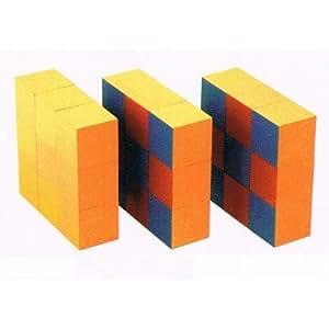 知育玩具 木のおもちゃ ニキーチン積木 ユニキューブ